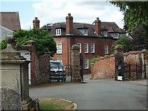 SO7137 : Former Police Station (Ledbury) by Fabian Musto