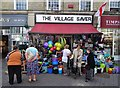"SK0673 : ""The Village Saver"", Spring Gardens, Buxton : Week 31"
