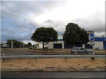 SO8115 : Formula One Autocentres, Lower Tuffley by David Howard