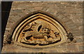 SX9263 : Lion of St Mark by Derek Harper