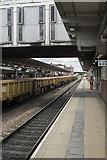 SK3635 : Platform 1 Derby Station by Malcolm Neal