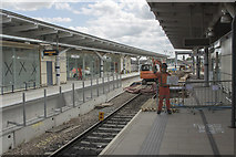 SK3635 : What was platform 4 and 5 by Malcolm Neal
