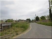 SO8700 : Tobacconist Road, Minchinhampton by David Smith