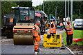 H4671 : Road repairs, Crevenagh Road : Week 31