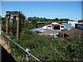 TQ9064 : The viaduct, Sittingbourne and Kemsley Light Railway by Christine Johnstone