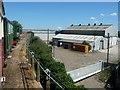 TQ9064 : Industrial premises, Gas Road, Sittingbourne by Christine Johnstone