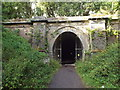 SP7383 : Oxendon tunnel, south portal by Malc McDonald