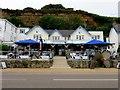 SZ5881 : The Steamer Inn on the Esplanade by Steve Daniels