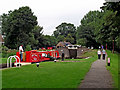 SP5968 : Watford Locks in Northamptonshire by Roger  Kidd