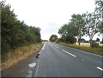 SP2710 : The A40 near Widford by David Howard