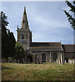 TF0118 : Church of St.Medard & St.Gildard by Bob Harvey
