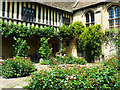 ST8663 : Light and shade, Great Chalfield Manor, Wiltshire by Brian Robert Marshall
