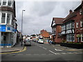 SP0781 : East end of York Road, King's Heath by Richard Vince