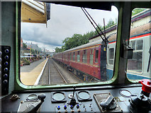 SD8010 : From the Driver's Cab by David Dixon