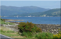 NS0570 : The Kyles of Bute by Thomas Nugent