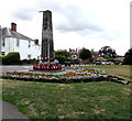 SP2871 : Grade II Listed Kenilworth War Memorial by Jaggery