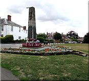 SP2871 : Grade II Listed Kenilworth War Memorial by Jaggery