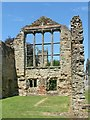 SK3616 : Ashby Castle – the great chamber by Alan Murray-Rust