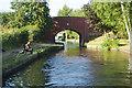 SJ4534 : Hampton Bank Bridge, Llangollen Canal by Stephen McKay