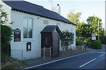 SJ4335 : Welshampton Methodist Church by Stephen McKay