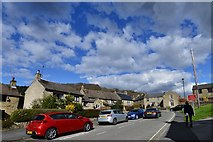SK2276 : Eyam: The Causeway by Michael Garlick