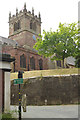 SJ4034 : St Mary's Church, Ellesmere by Stephen McKay