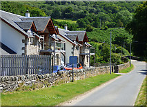 NS0374 : Houses at Colintraive by Thomas Nugent
