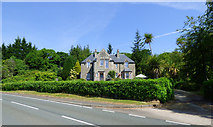 NS0274 : House by the A886 road by Thomas Nugent
