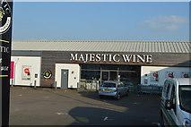 TL4658 : Majestic Wine, Newmarket Rd by N Chadwick