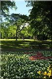 SE2955 : Valley Gardens, Harrogate by Derek Harper