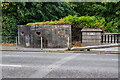 SJ3484 : WWII Cheshire: Defences of the Wirral, New Chester Road pillboxes (4) by Mike Searle