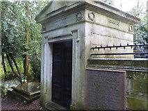 TQ2887 : The tomb to General Sir Loftus Otway, Highgate West Cemetery by Marathon