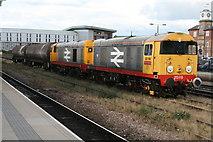 SK3635 : Derby Railway Station by David Robinson