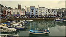 SX8751 : Inner harbour, Dartmouth by Jonathan Billinger