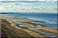 NZ6621 : Saltburn Sands by Mick Garratt