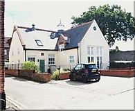 TG0738 : New Street, Holt, Norfolk by David Hallam-Jones