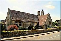 SO9537 : Overbury Village School by Philip Pankhurst