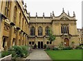 SP5106 : The chapel in Brasenose College by Steve Daniels