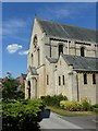 SK3516 : Church of Our Lady of Lourdes, Ashby-de-la-Zouch by Alan Murray-Rust