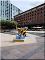 SJ8397 : Bee at Great Northern Square by David Dixon