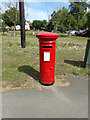 TQ7794 : Hawk Lane Postbox by Adrian Cable