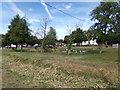 TQ7794 : Battlesbridge Village Pond by Adrian Cable