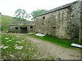 SD7570 : Farm buildings at Clapdale, Clapham by Humphrey Bolton