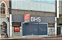 J3374 : Former BHS (British Home Stores), Belfast - (August 2018) by Albert Bridge