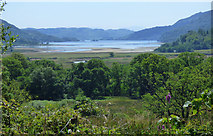 NS0181 : Loch Riddon by Thomas Nugent
