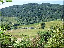 NR9983 : Bealachandrain Farm by Thomas Nugent