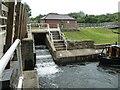 SE3269 : Bywash, Bell Furrows Lock, Ripon Canal by Christine Johnstone