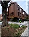 SJ8296 : Limelight Community Hub, Old Trafford by David Dixon