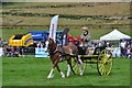 NT2939 : Carriage driving at Peebles Show by Jim Barton