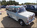 TF1207 : 1967 Wolseley Hornet at the Maxey Classic Car Show, August 2018 by Paul Bryan